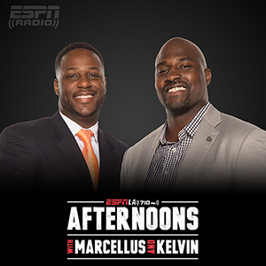 Afternoons on ESPNLA with Marcellus & Kelvin