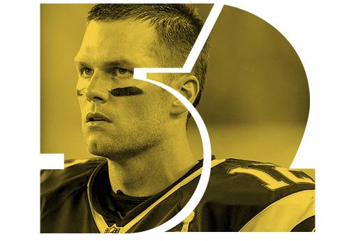 ESPN World Fame 100 -- No  52 Tom Brady