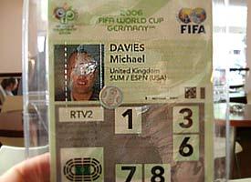 Davies' badge