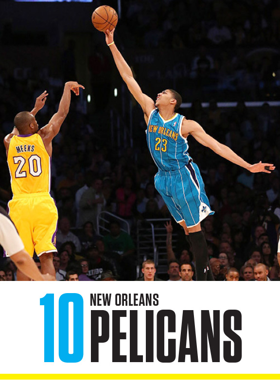 New Orleans Pelicans Are No 10 In Mag Nba Previews Espn