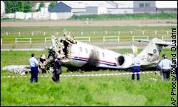 ESPN.com - Auto Racing - Coulthard escapes deadly plane crash