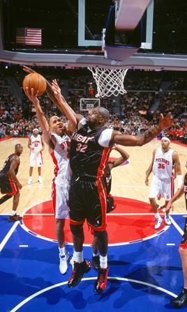 Pistons-Heat