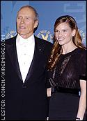 Clint Eastwood, Hillary Swank