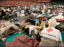 Katrina shelter