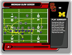 Michigan Slow Screen