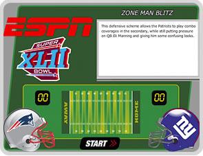 Zone Man Blitz
