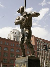 Stan Musial statue