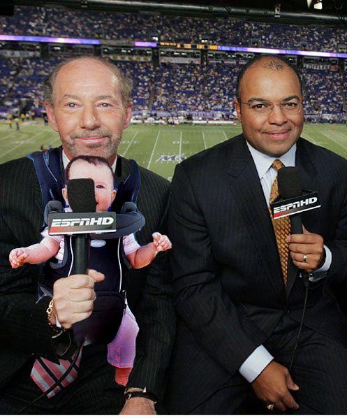 Mike Tirico: ESPN.com: Page 2 : Where's Suri? Everywhere