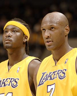 Brown and Odom