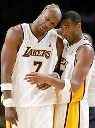 Kobe and Lamar