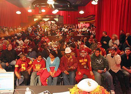 L.A. Crowd