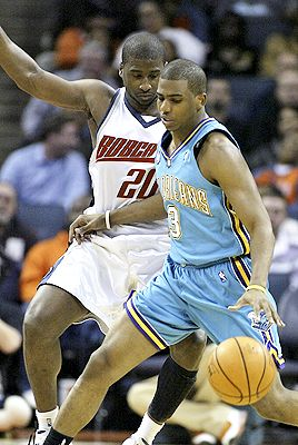 Raymond Felton, Chris Paul