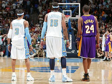 Kobe, AI, Melo
