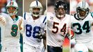 Beck, Harrison, Urlacher, Williams