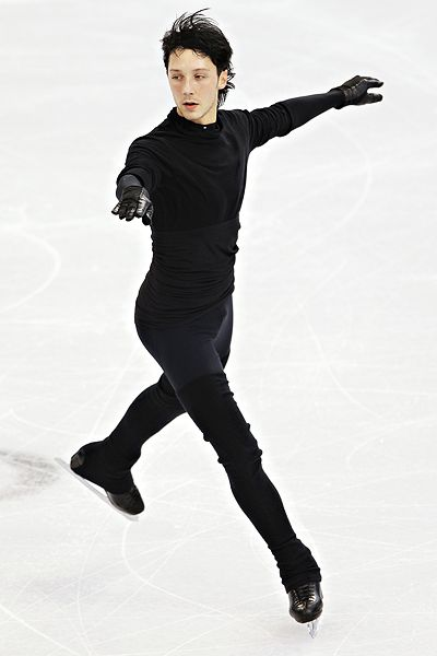 Is john weir figure skater gay