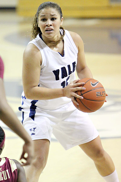 Women's college basketball: Yale Bulldogs upset Florida State