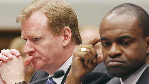 Goodell and Smith Show