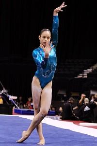 World gymnastics championships -- Meet the U S  team