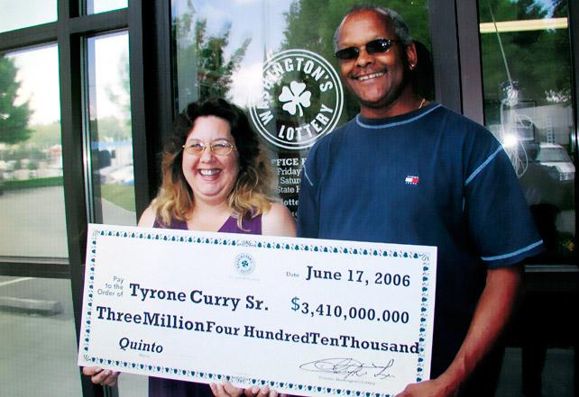 Tyrone Curry