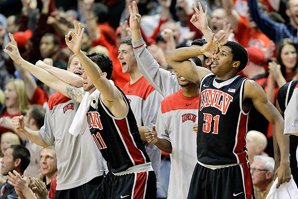 new arrival ae235 65ef5 Nonconference scheduling will keep UNLV Rebels on national ...
