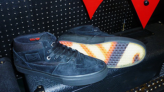 5af3a9d69f Metallica has joined Vans to remake the Half Cab shoe in their image
