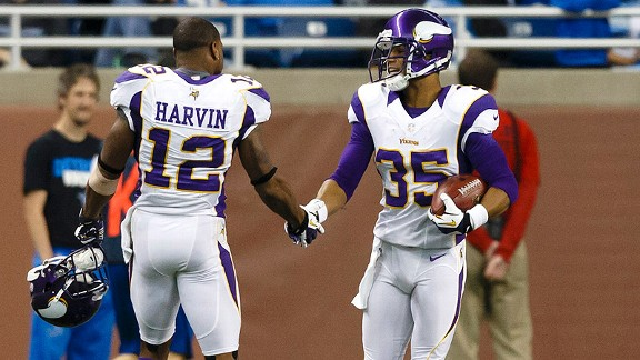 online store 8dec3 08392 espnW 53rd Man -- Undersized Marcus Sherels gives his all to ...