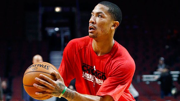 7989654716e2 espnW -- Counting the minutes to Chicago Bulls guard Derrick Rose s ...