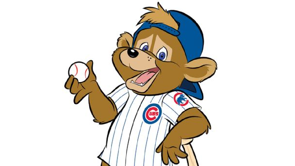 chicago cubs mascot coloring pages - photo#5