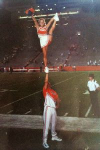 espnw former college cheerleader says sorry cheerleading is  roenigk cheerleading
