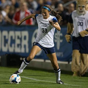 premium selection 9a23f f874b espnW Soccer Player Of The Week: BYU's Ashley Hatch