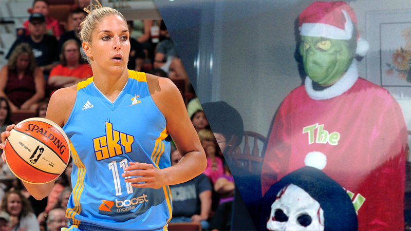 Vote: Which athlete Halloween costume is your favorite?