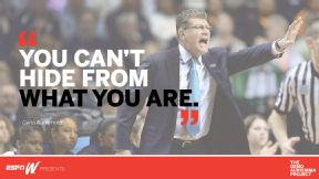 Geno Auriemma Project