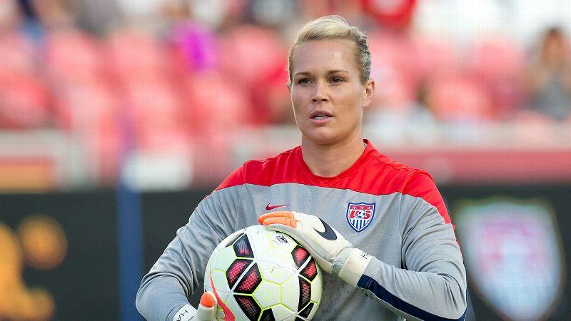 usa soccer goalie female