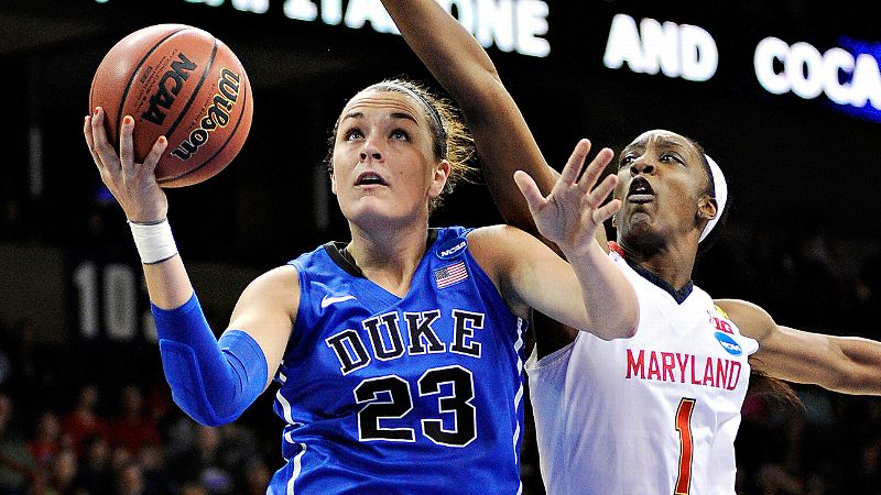 Counting down the top 25 women's college basketball players