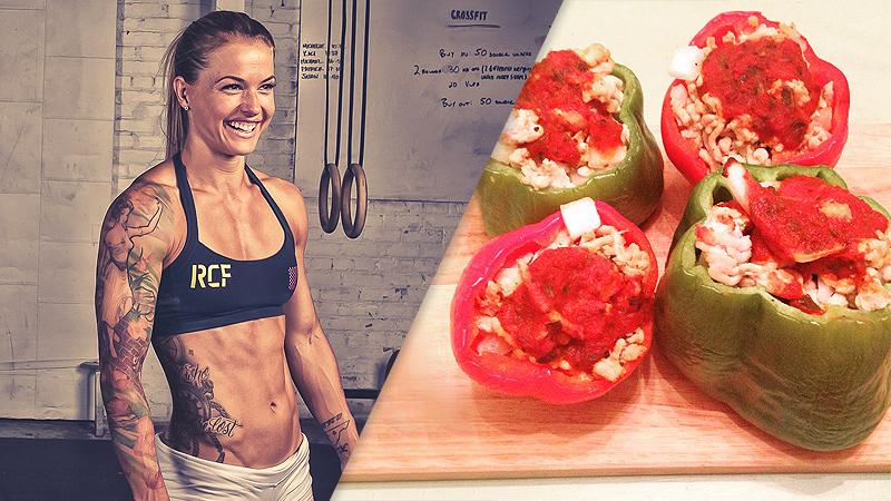 Track athlete diet