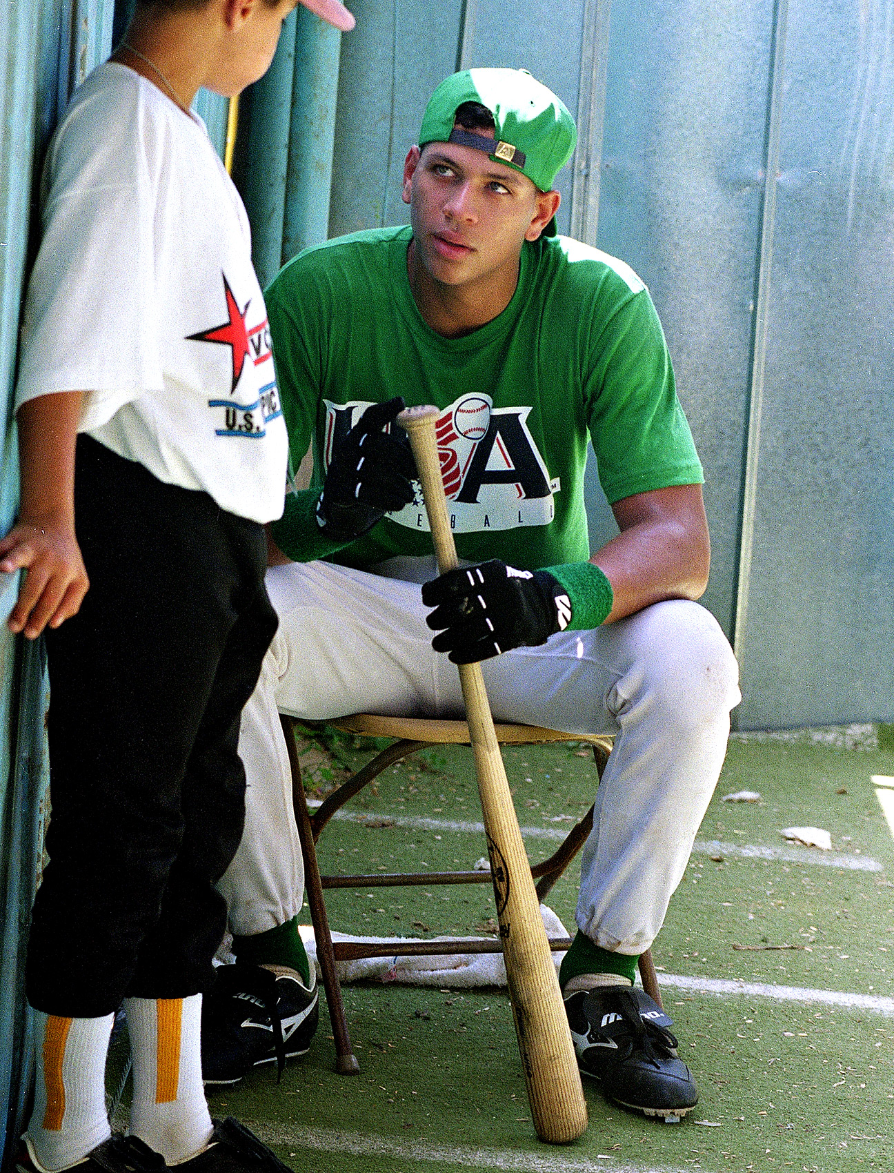 Alex Rodriguez's 1993 Scouting Report Will Piss You Off If ...