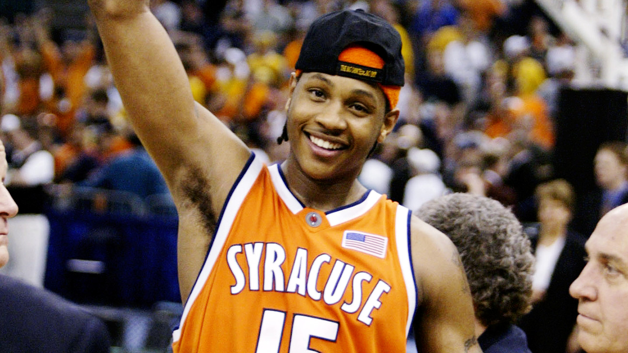 The Syracuse version of Carmelo Anthony seemingly had it all.