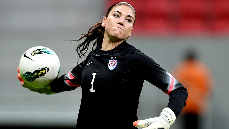 Definitive Proof That The Force Is With Hope Solo 7fef16055718