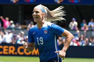Alex Morgan Ready As I Can Be Ahead Of FIFA Womens World Cup