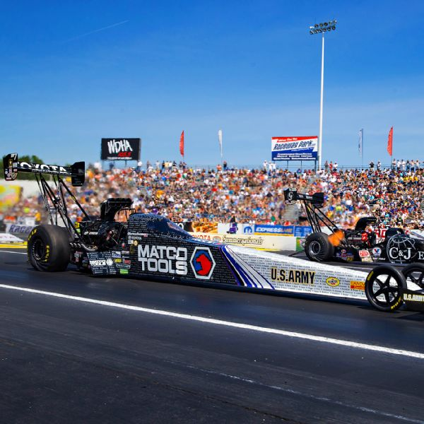 Owners of Raceway Park in Englishtown, New Jersey, end NHRA