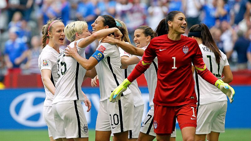 948f4fa1113 Three observations -- Carli Lloyd hat trick leads U.S. women to ...