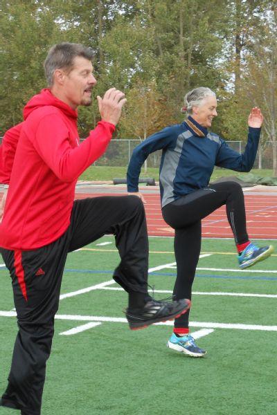 Weekend Warriors: How 55-Year-Old Sprinter Daphne Sluys