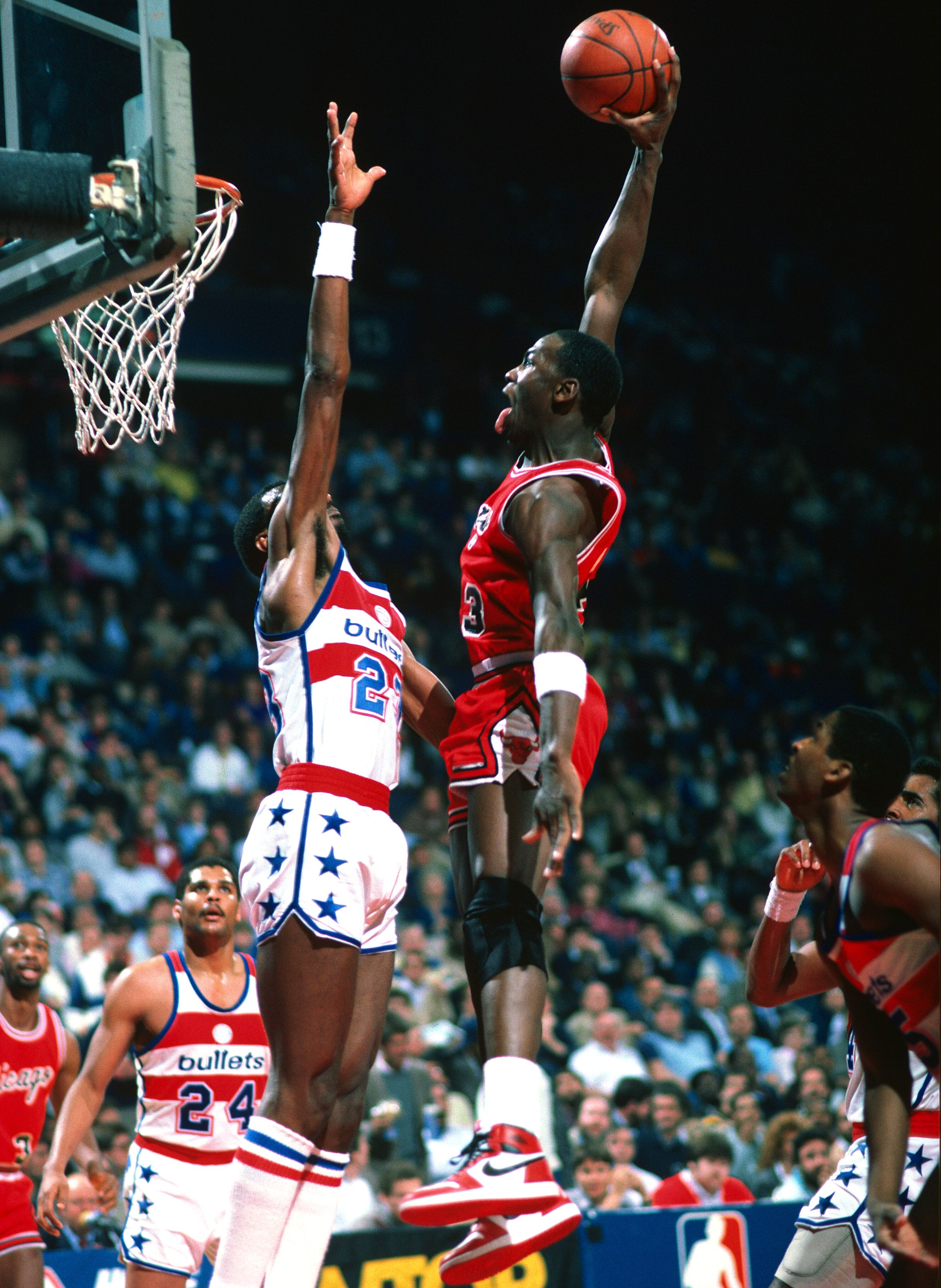 new product b1e43 8d711 Michael Jordan 50 Greatest Moments - ESPN