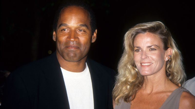 athletes domestic violence and the hurdle of indifference in the  o j simpson and nicole brown simpson in 1994