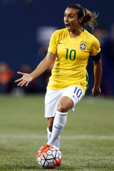 Marta jersey soccer