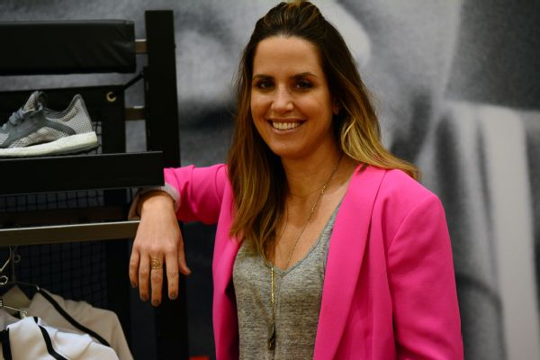 Cool jobs in sports -- Adidas executives Nicole Vollebregt and Kelly ... a2b065e8c2