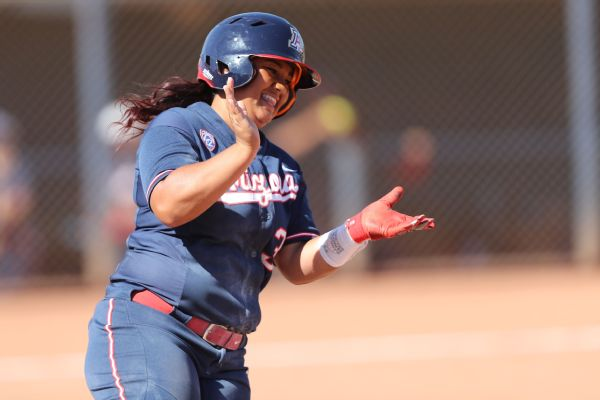 Arizona Wildcats' Super Regional game to air on ESPN2 tonight