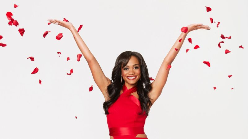 Rachel Lindsay Stars In The 13th Season Of Bachelorette Premiering Monday May 22