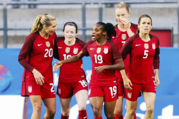 a83371fe645 USWNT files lawsuit against U.S. Soccer Federation