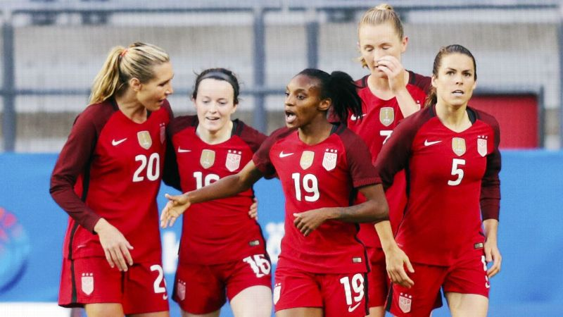 550873b394a USWNT suing U.S. Soccer for discrimination